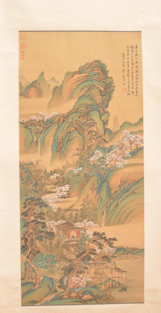 DONG BANG DA (董邦达 1699-1774)