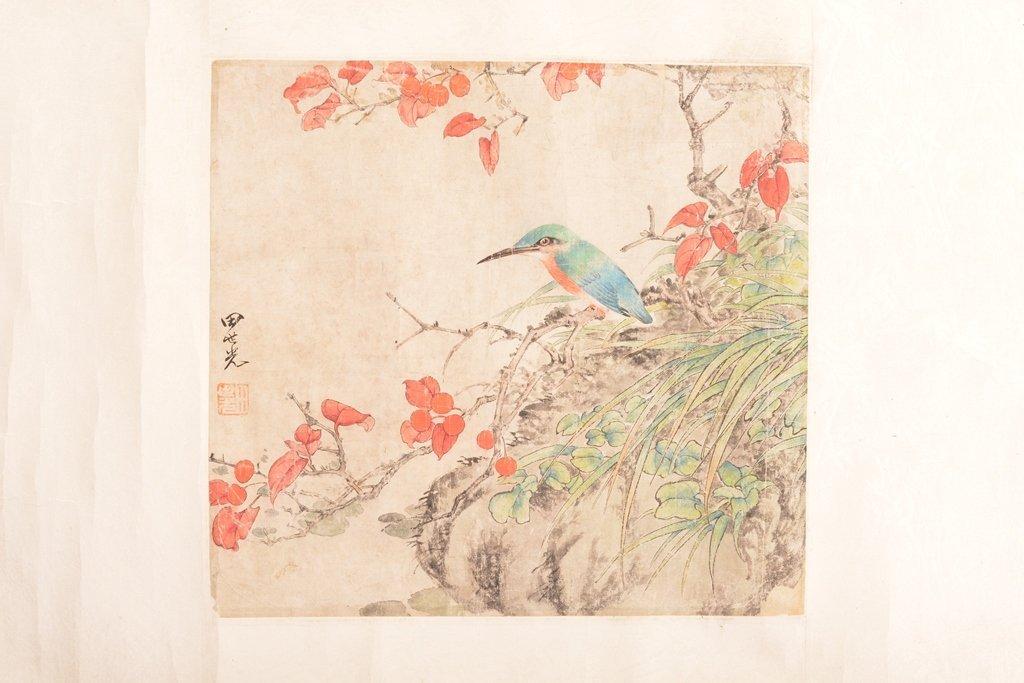 TIAN SHI GUANG (田世光 1916-1999)