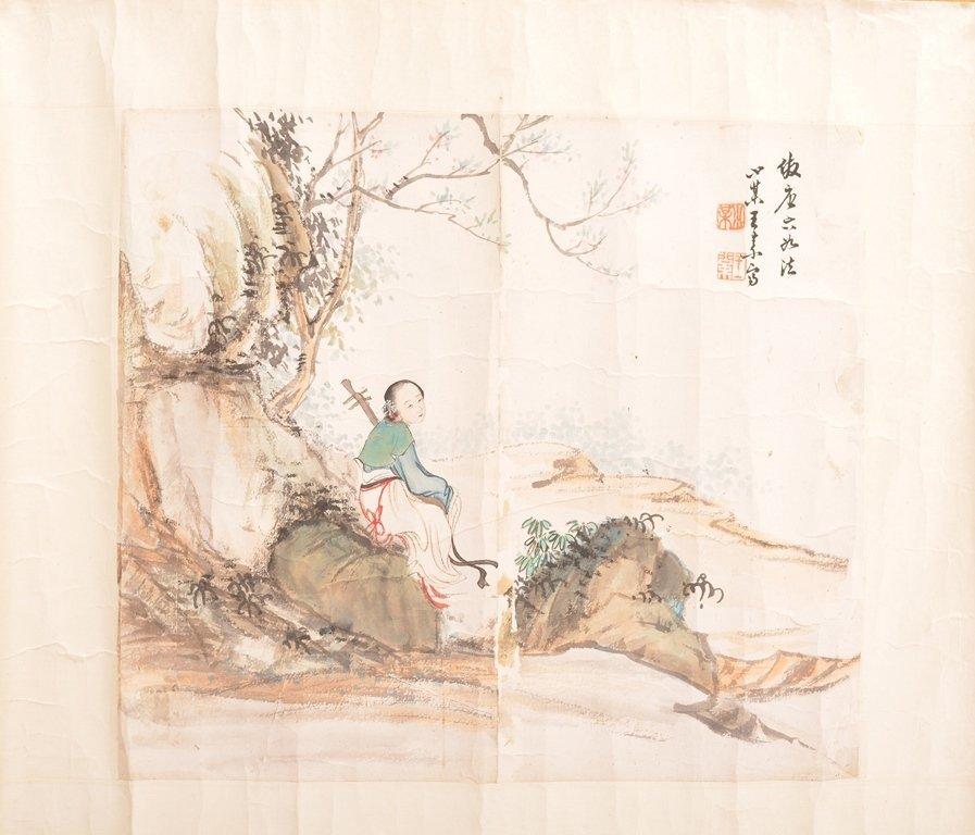 WANG SU (王素 1794-1877)