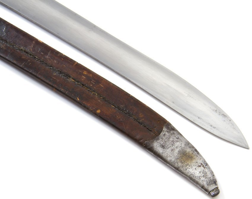 GERMAN HUNTING DAGGER (SHORTSWORD) - 7