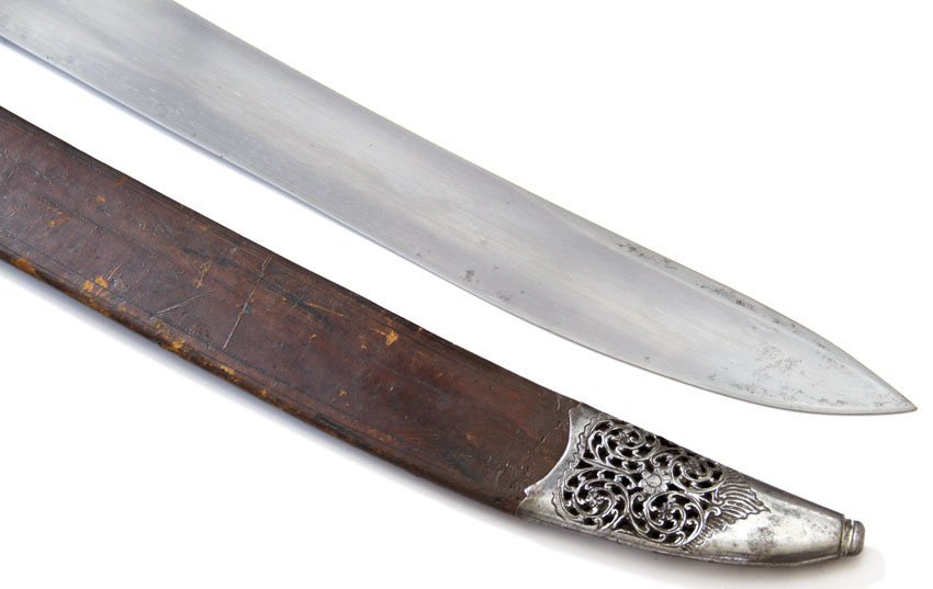 GERMAN HUNTING DAGGER (SHORTSWORD) - 8