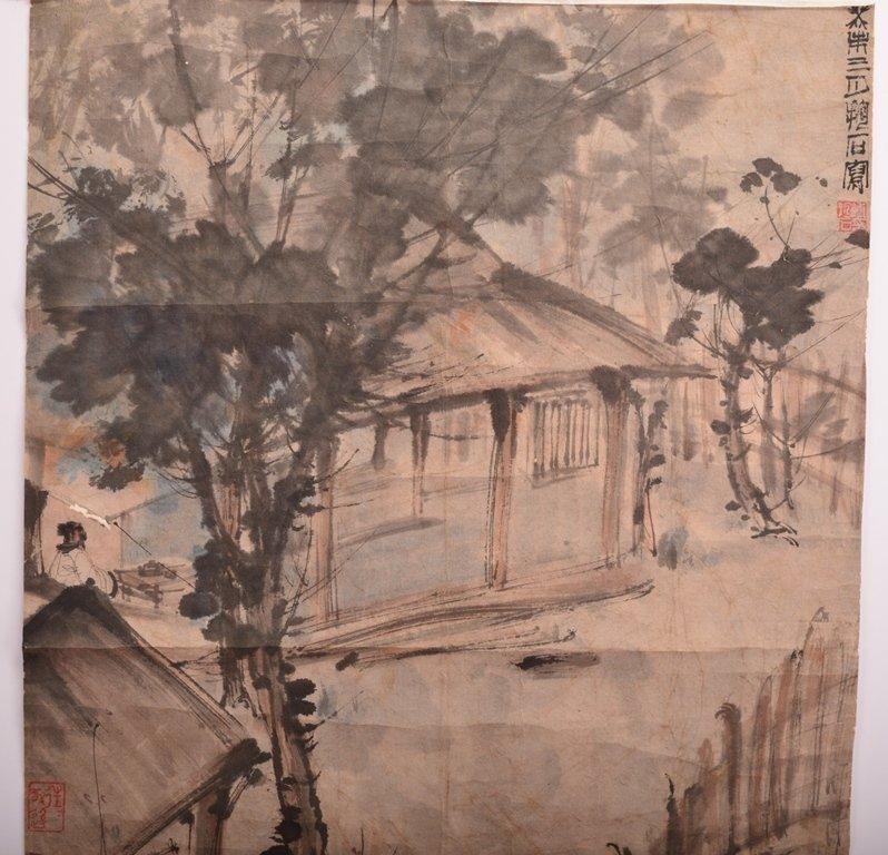 FU BAO SHI (傅抱石 1904-1965)