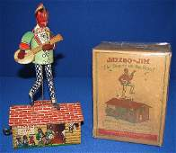 27: BOXED STRAUSS JAZZBO-JIM