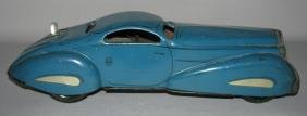 MARX STREAMLINED COUPE