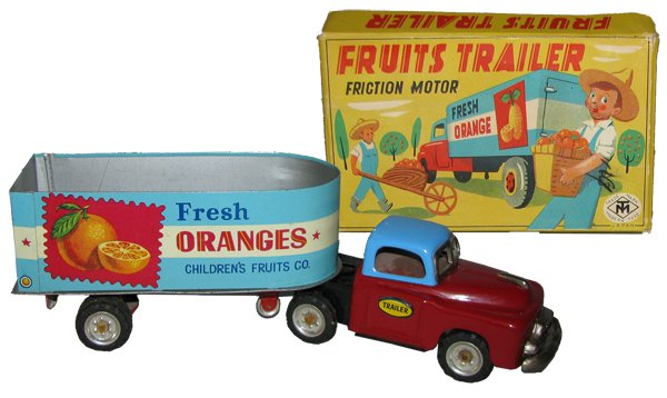 24: MIB FRICTION FRUITS TRUCK