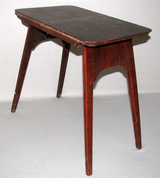339: SALES SAMPLE FOLDING TABLE - 2