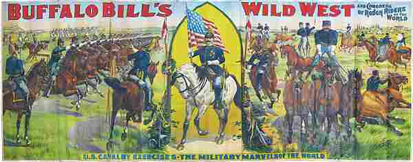 431: BUFFALO BILL'S WILD WEST AND CONGRESS OF ROUGH RID