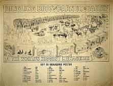 522: RINGLING BROS. BARNUM & BAILEY WORLD'S BIGGEST MEN