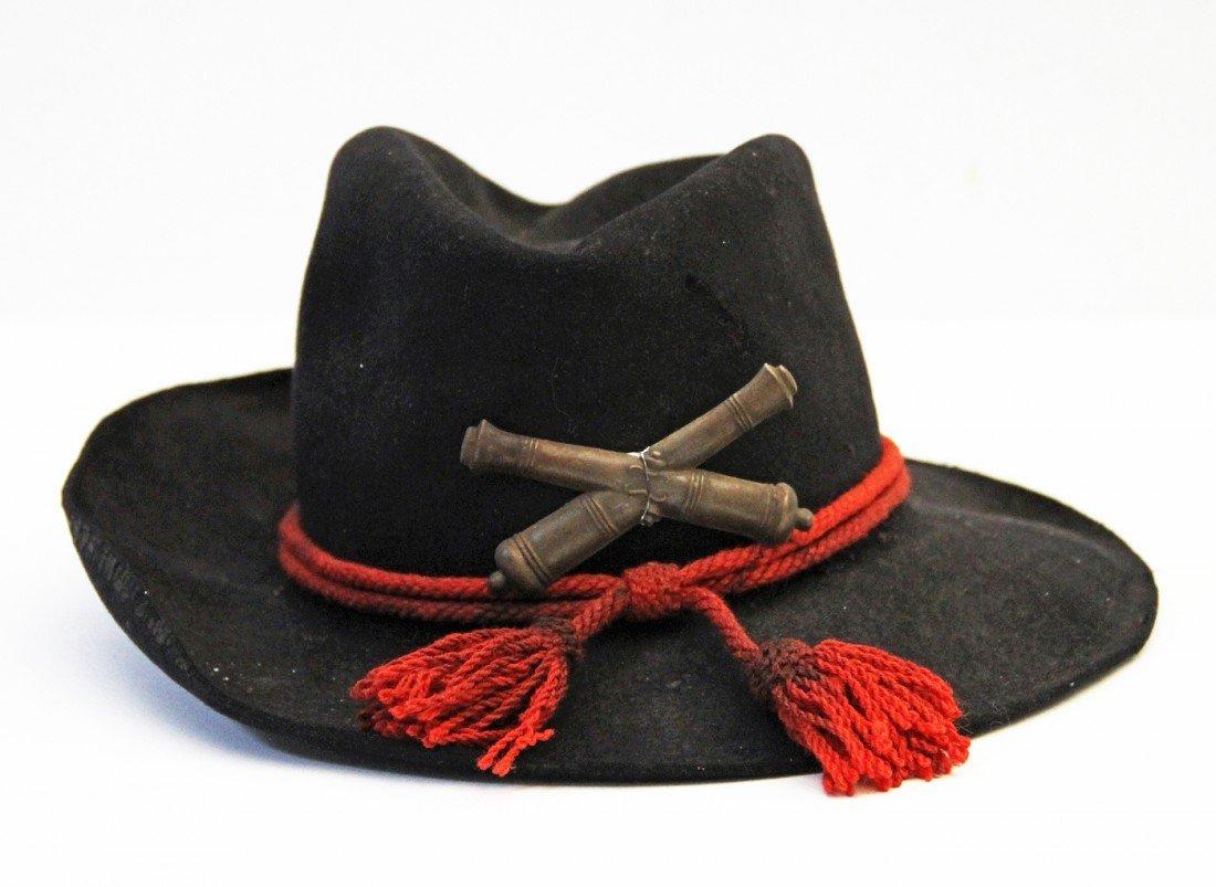 5: FELT UNION SLOUCH HAT