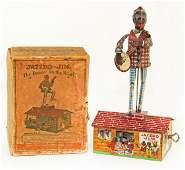 758: BOXED JAZZBO-JIM BY STRAUSS