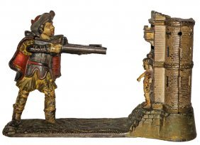 WILLIAM TELL MECHANICAL BANK