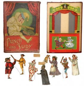 PUNCH & JUDY THEATRE BY SPEARS