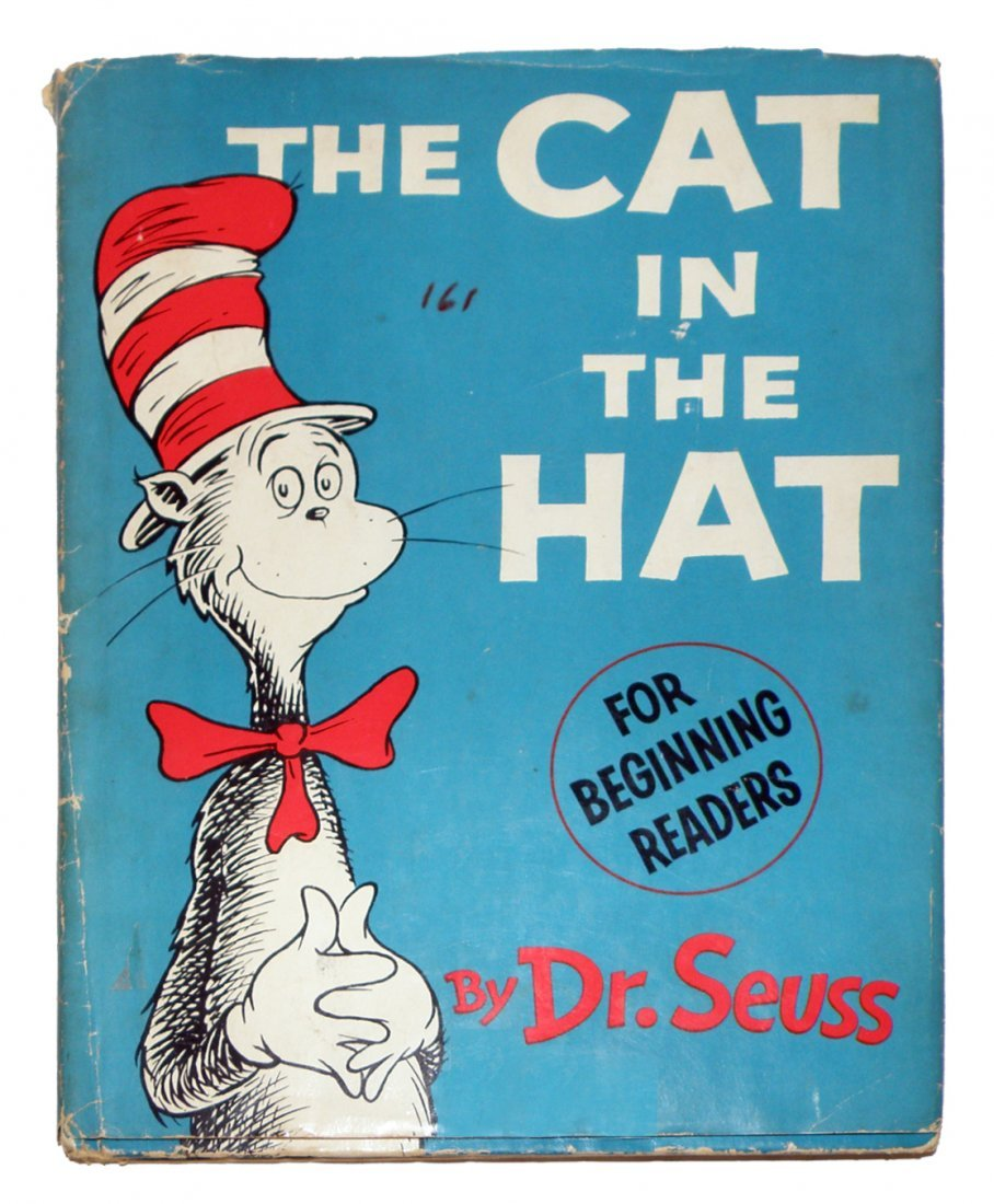"233: FIRST EDITION OF ""THE CAT AND THE HAT"""