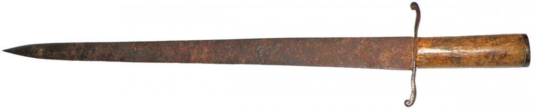 80: ANTIQUE SHORT SWORD