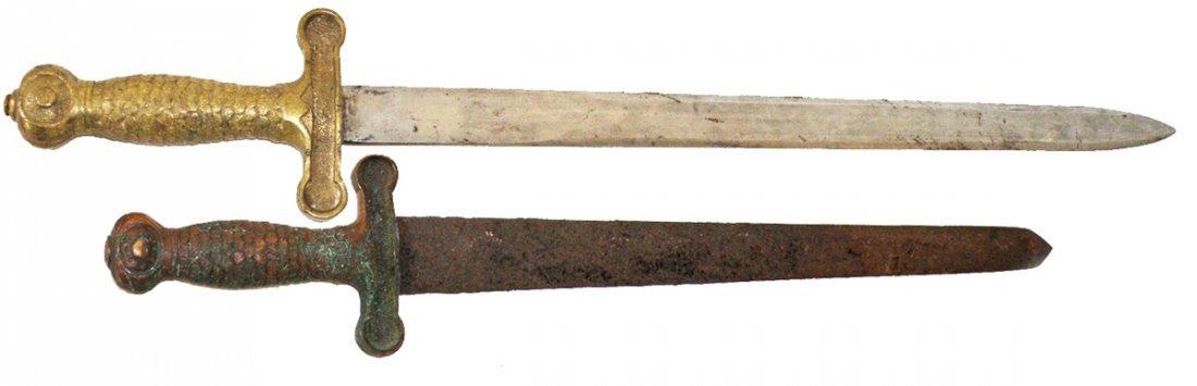 83: ARTILLERY STYLE SHORT SWORDS