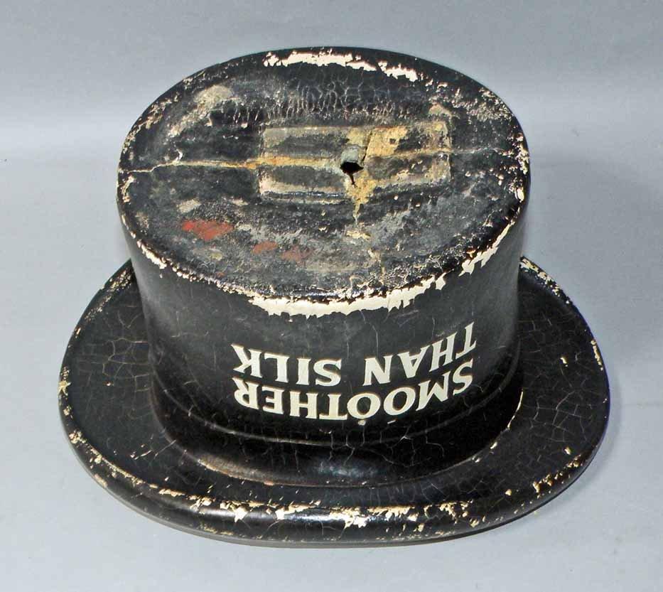 KESSLER'S WHISKEY ADVERTISING TOP HAT - 3