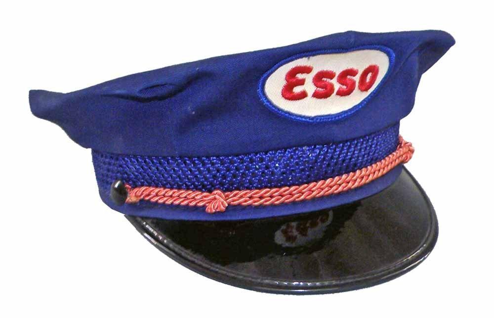 ORIGINAL ESSO ATTENDANT'S CAP