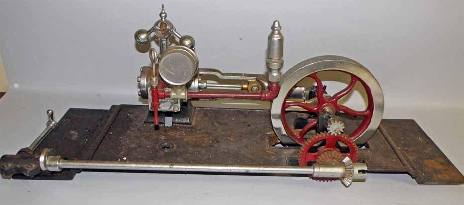 CRETORS STEAM ENGINE NO. 1 - 2
