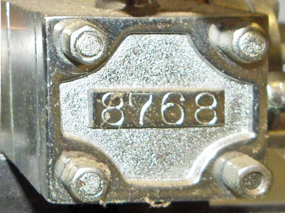CRETORS STEAM ENGINE NO. 1 - 3