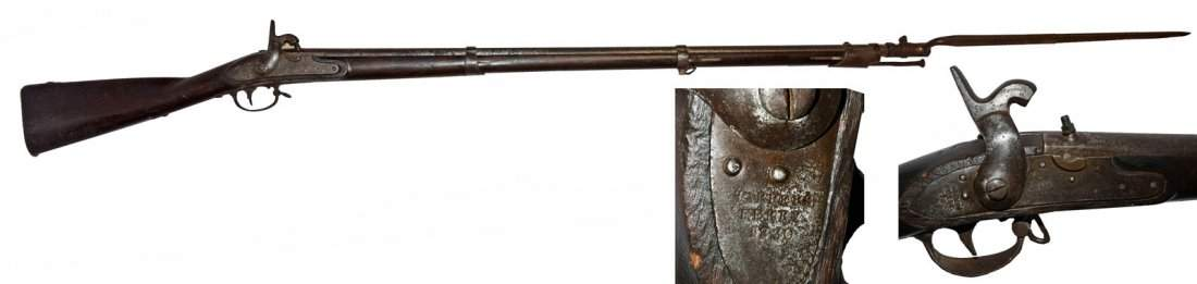M1816 HARPERS FERRY MUSKET