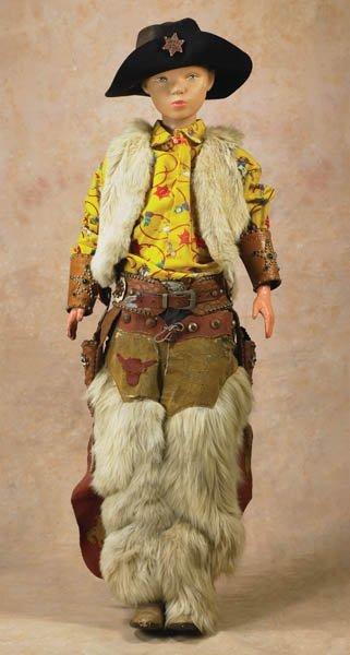 2: Child Cowboy Mannequin