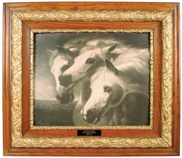 "4: ""Pharoah's Horses"" by John Fredrick"