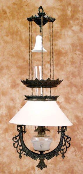 22: Victorian Saloon Lamp