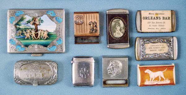 25: Vintage Smoking Accessories