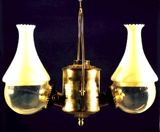 9: Old West Saloon Style LAMP All original, 2