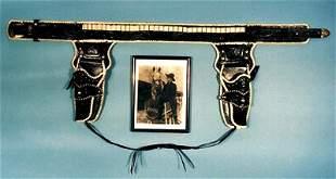 """Bob Brown made """"Hoppy"""" Gun Rig Made by th"""