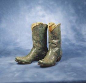 5: Stewart Romero, Los Angeles, Boots