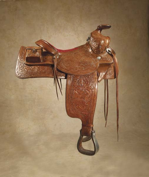 29: Walt Goldsmith Saddle
