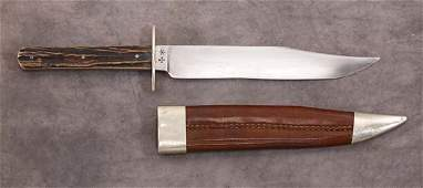 229: J. Rodgers & Sons Bowie Knife