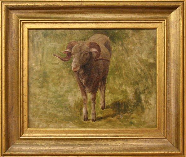 1018: James M. Hart (1828-1901)