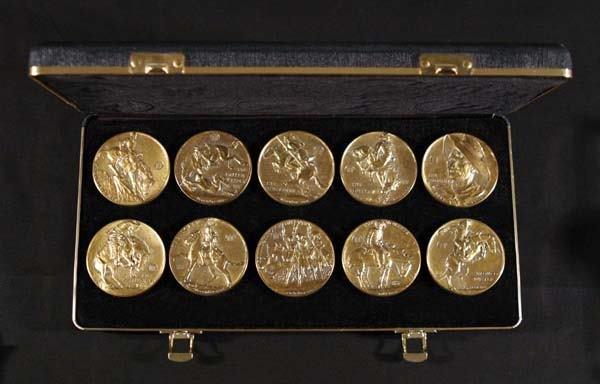 479F: 21 Club Remington Coin Set