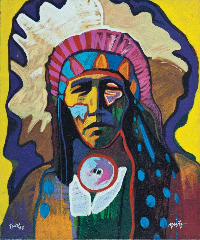 12: John Nieto