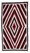 86: Large Navajo Rug