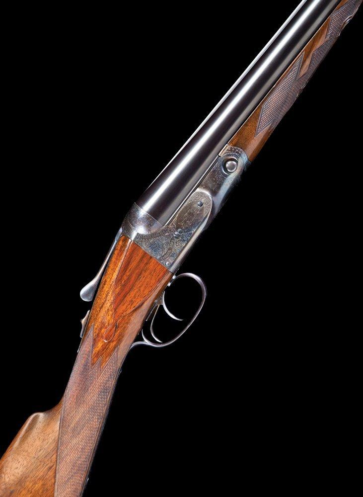 119: Parker Shotgun belonging to Frank Butler