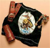 """6: Great kid's """"Cowboy or Cowgirl"""" OUTFIT."""
