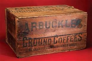 Arbuckles Coffee Box