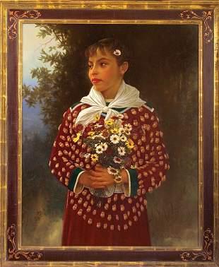 M.C. Poulsen Painting