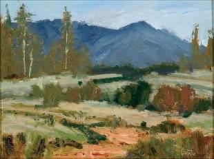 Frank Cheatle , Noted Scottsdale Az artist