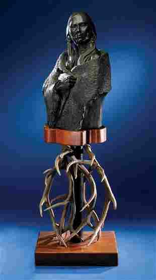 R.V. Greeves Bronze