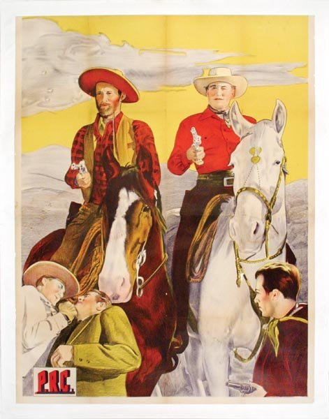 5: Lone Riders from Cheyenne