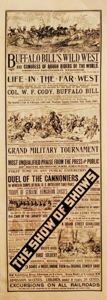 6: Buffalo Bill's Wild West Herald
