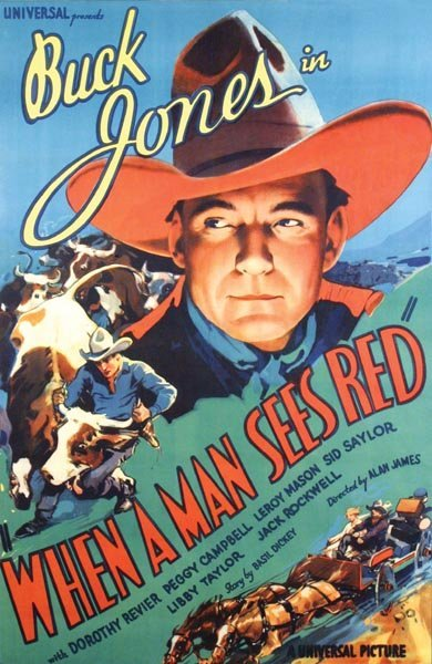 7: When a Man Sees Red