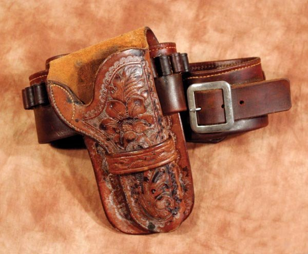 87: Miles City Saddlery Marked Holster