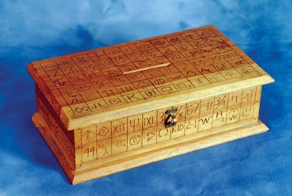 519: Decorative Dude Ranch Suggestion Box
