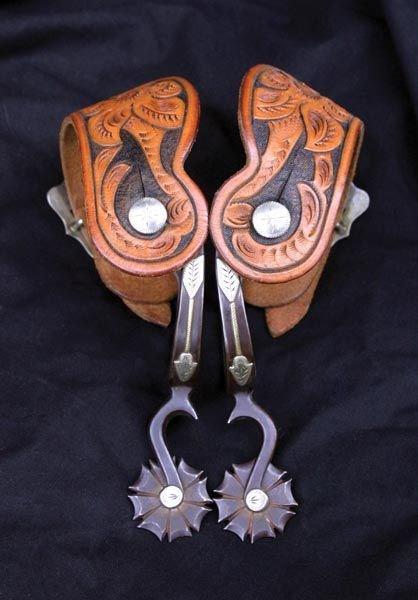 536C: Jerry Wallace full mounted bottle opener Spurs