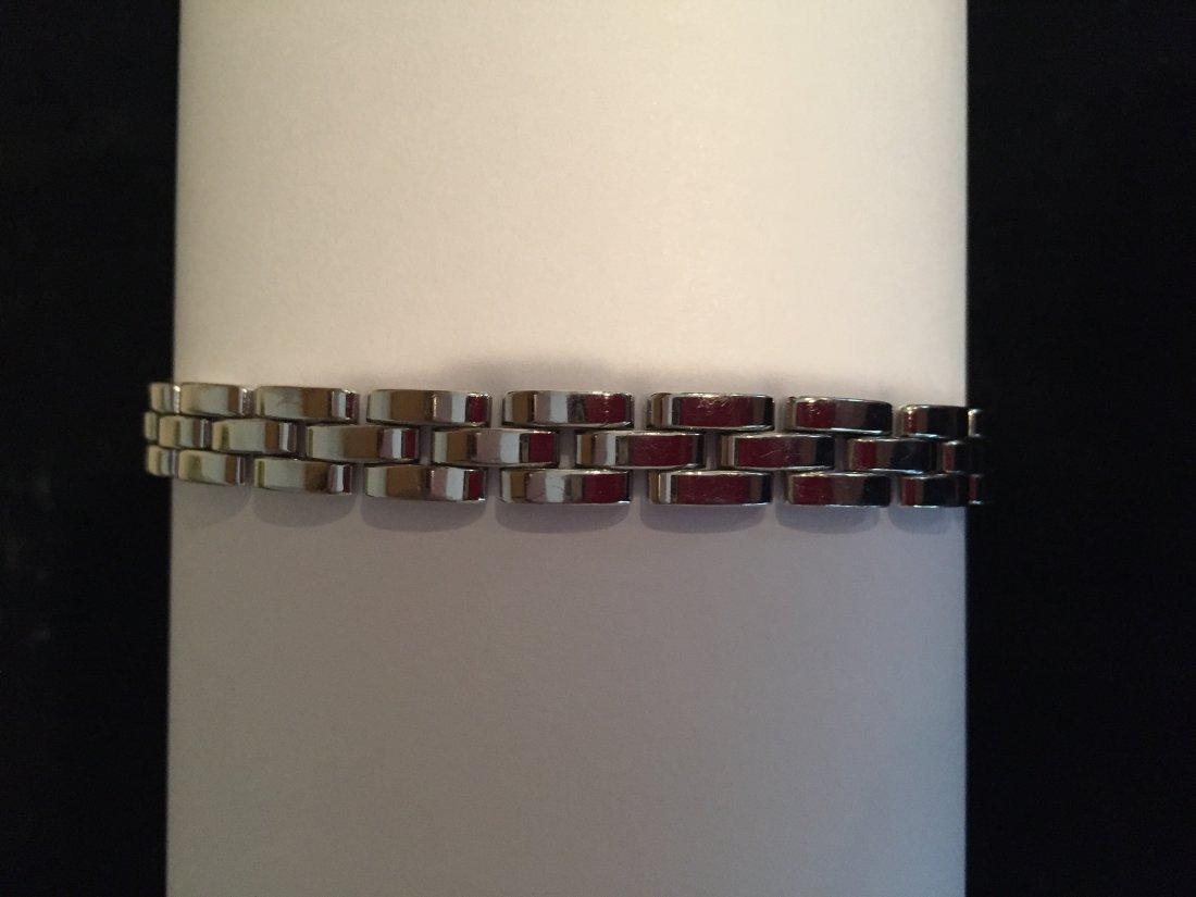 CARTIER 18K Gold 'Maillon Panthere Bracelet